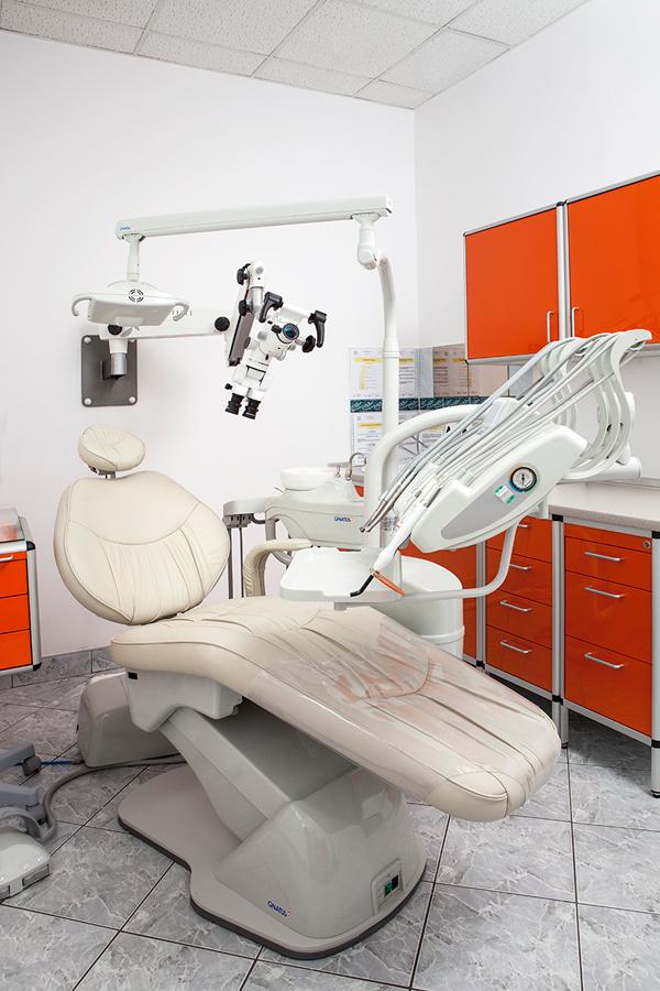 Profesjonalny stomatolog